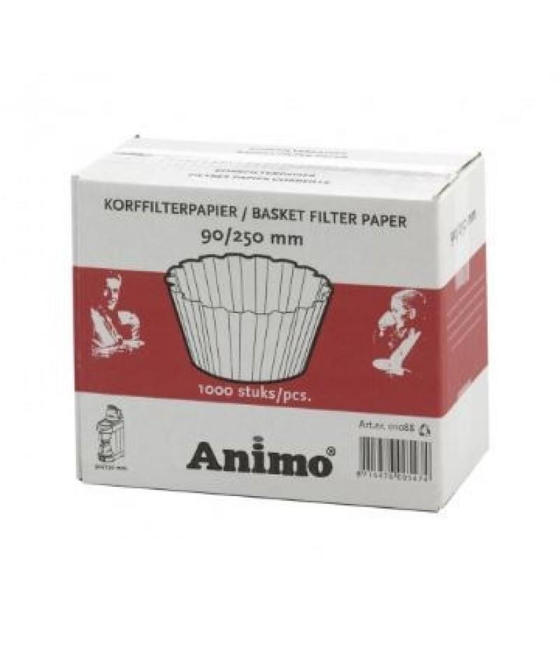 Animo Filterpapier Cup 90/250 1000 stuks