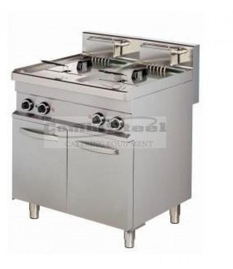 Friteuse Electrische  2x10 Liter Base 700 CS
